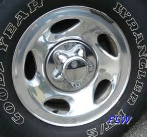 Ford Truck Wheels Used 2002 Ford F150 Truck Oem Factory Wheels And Rims