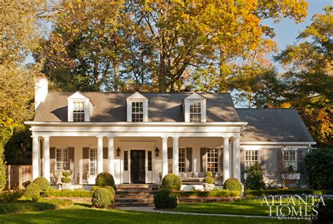 cottage charming  atlanta homes lifestyles