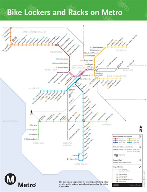 la subway map los angeles subway map map