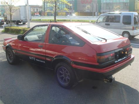 Toyota Ae86 Trueno For Sale Toyota Sprinter Trueno Gtv Ae86 For Sale Japan
