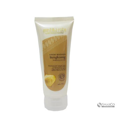 Harga Mustika Ratu Bengkoang detil produk mustika ratu masker bengkoang bt n pack 125