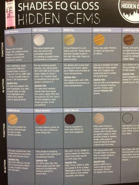 redken shades eq color formulas redken shades eq gems color techniques
