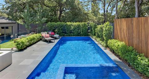 Backyard Pools Melbourne Swimming Pool Builder Melbourne Ashtown Landscaper