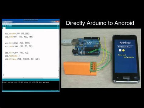 tutorial arduino android wifi appgosu tutorials directly arduino android shield and