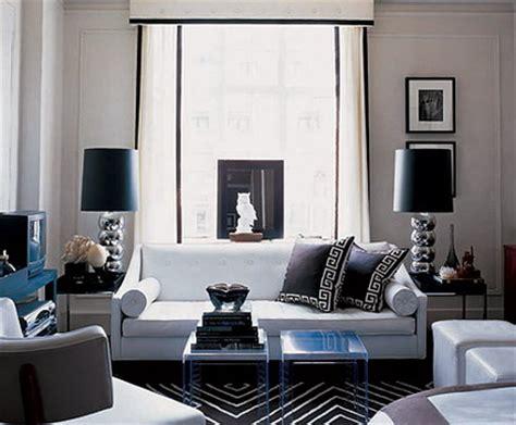 ideas   living blanco  negro decoracion de interiores  exteriores estiloydeco