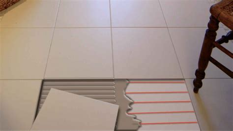 bathroom underfloor heating reviews warmtech inscreed heating kit underfloor heating 2 6 3 metres squared bathroom