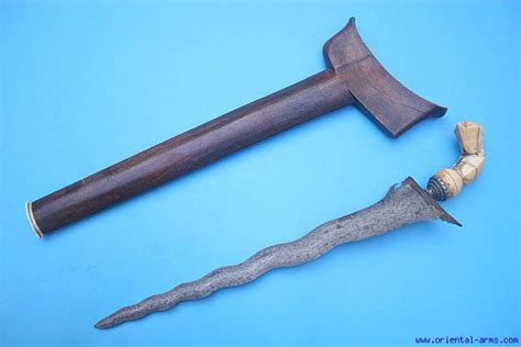 Keris Sengkelat Bugis arms bugis keris dagger
