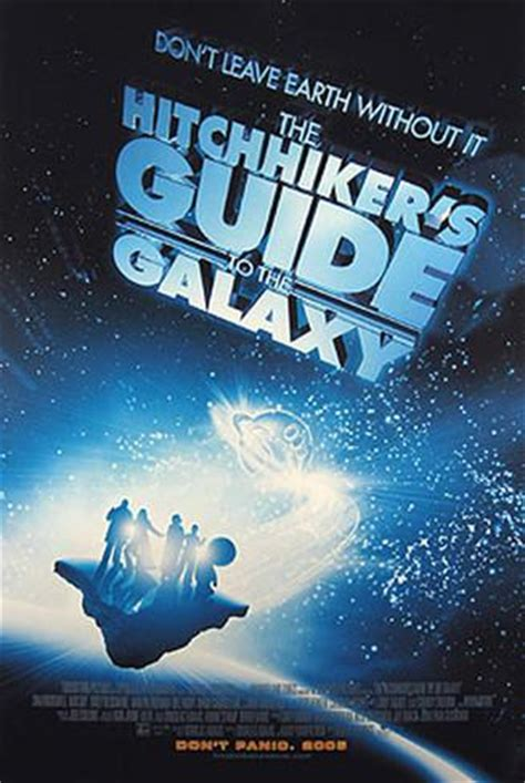 the hitchhiker s guide to the galaxy the hitchhiker s guide to the galaxy posters allposters