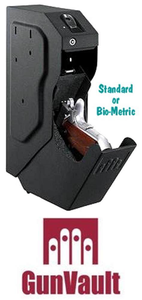 desk gun safe rapid access desk handgun safe from gunvault