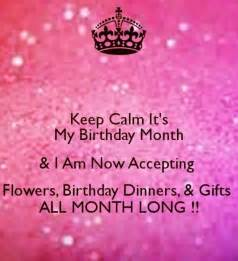 My Birthday Month Quotes The 25 Best Birthday Month Quotes Ideas On Pinterest