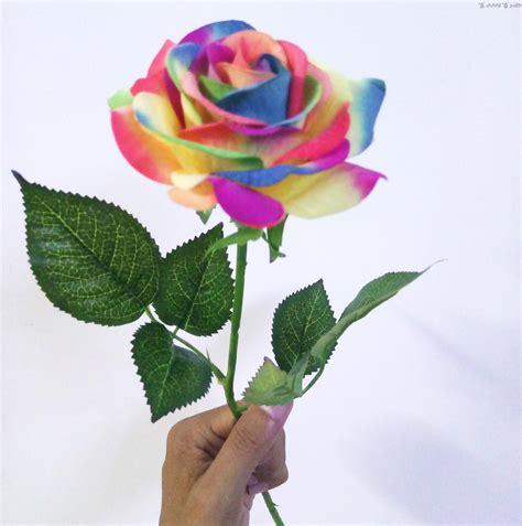 Best Single Stem Flowers Wedding Online Get Cheap Single Stem Flowers Wedding Bouquet