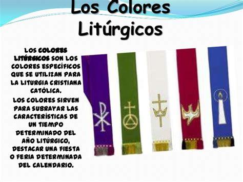 colores del ano liturgico colores lit 250 rgicos