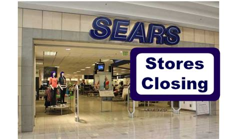 Sears Sweepstakes 2016 - sears stores closing 2016
