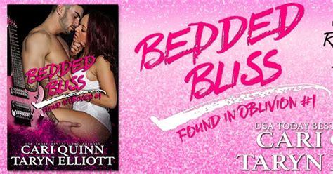 bedded bliss new release bedded bliss by cari quinn taryn elliott