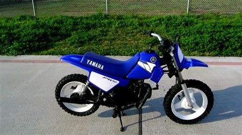 Kindermotorrad Yamaha Pw 50 by 2004 Yamaha Pw50 Dirtbike