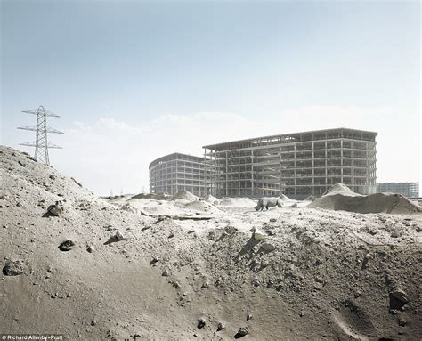 abandoned site post apocalypse dubai artist s eerie photos imagine wild