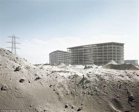 abandoned site post apocalypse dubai artist s eerie photos imagine wild