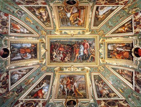 vasari s vasari giorgio 1511 1574 ceiling decoration