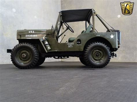 K 3311 3 Selempang Jeep 1962 jeep willys cj3b for sale