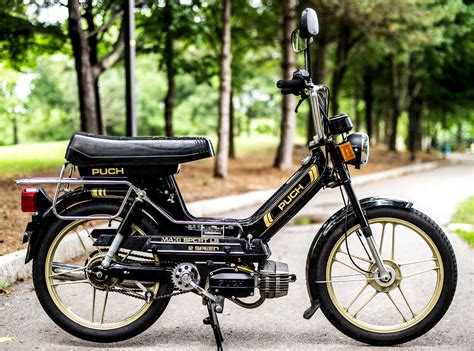 Mofa Puch by Parts 171 Myrons Mopeds