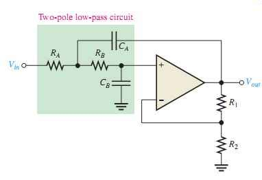 switched capacitor fractional step butterworth filter design switched capacitor sallen key 28 images appendix b capacitor coefficients for lowpass sallen