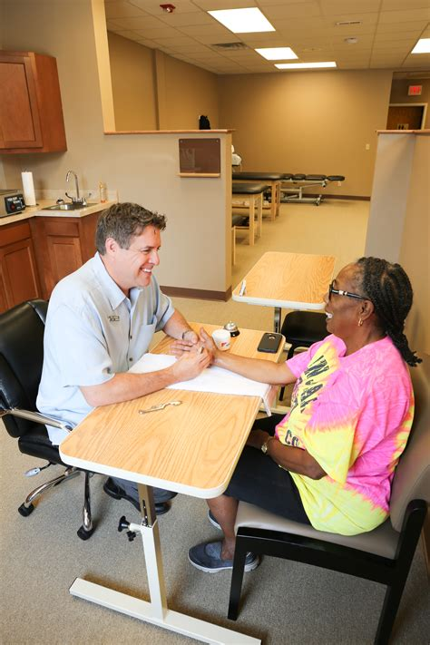 patients  action improve physical therapy hand