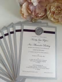 wedding invitations with wax st invites wedding invitations sydney stationery