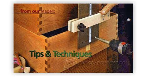 cabinet pull jig drawer pull drill jig woodarchivist