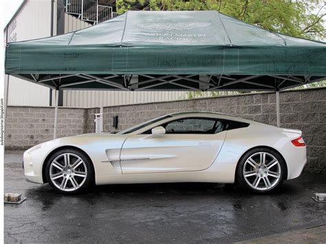 Aston Martin One 77 0 60 by Cargasms
