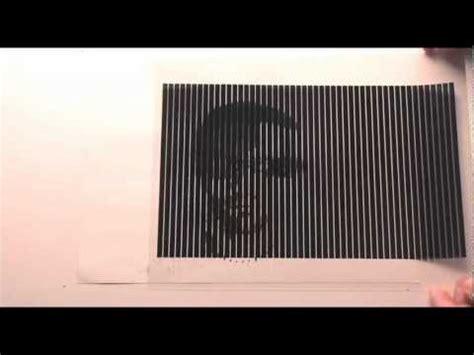 ilusiones opticas hacer ilusi 243 n 243 ptica del papel youtube