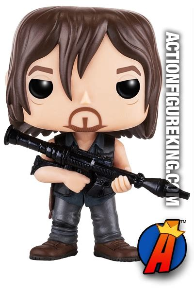 funko pop television the walking dead daryl dixon with