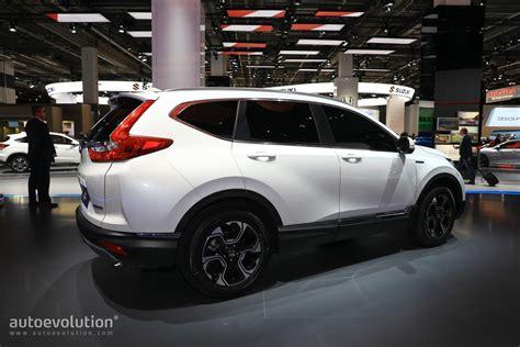 Honda Crv Hybrid 2018 by Spec 2018 Honda Cr V Abandons Diesel For Hybrid