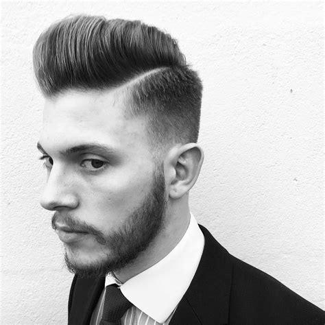 how to fade a mens hairline top 10 hairstyles for men with receding hairlines