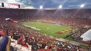 18 Usc Section 2 los angeles memorial coliseum section 2 row 75 home of