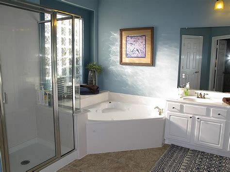 Master Bathroom Corner Bathtub Jacuzzi Google Search Corner Tub Bathroom Ideas