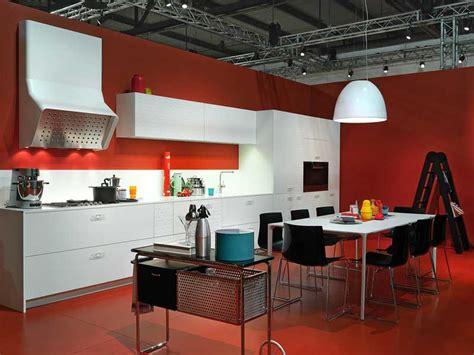 pareti cucine colori pareti per la cucina