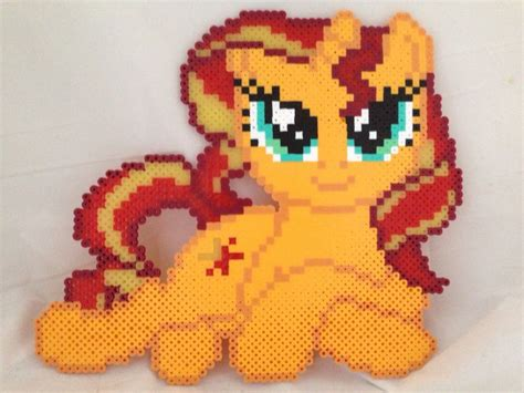 perler my pony 520 best images about my pony pelers on