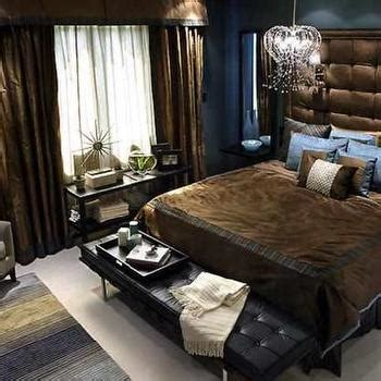 navy blue and brown bedroom blue and brown bedrooms design ideas
