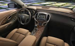Buick Lacrosse Interior Car And Driver