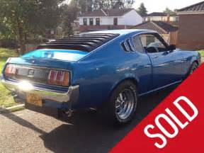 Toyota Celica For Sale 1977 Toyota Celica For Sale Classic Cars For Sale Uk
