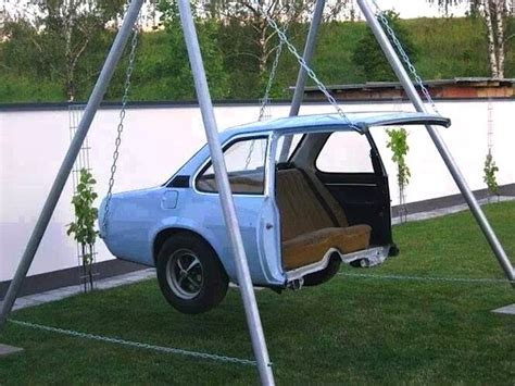 unique swings cool and unique car swing seat