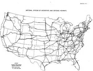 us highway map before interstates simplified us interstate highways 1052x821 mapporn