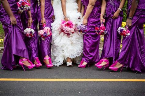 fuschia and purple wedding theme fuschia wedding decorations decoration