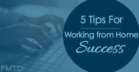 5 tips for working from home huffpost tips on working from home fmtc affiliate datafeed and tools