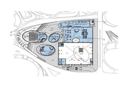 Floor Plan Of A Building gallery of bratislava culenova new city center proposal