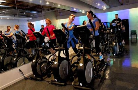 swing classes los angeles elliptifit adds a fun spin to workouts latimes
