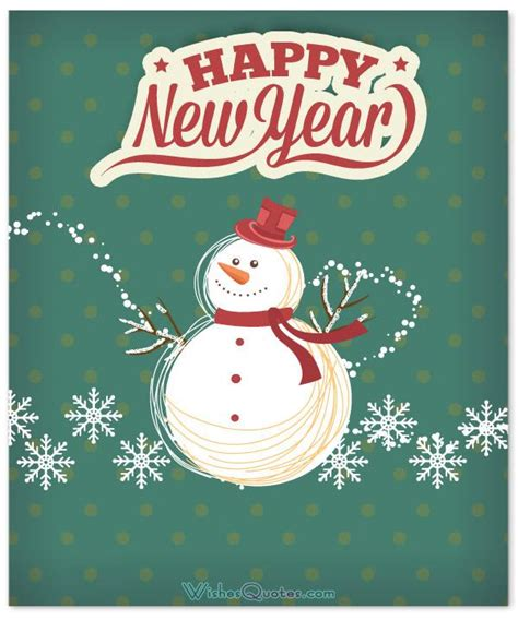 cute happy  year card messages  wishesquotes