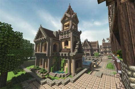 building houses 10 best minecraft houses of 2014