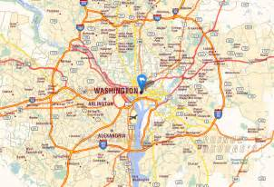 map of the united states washington dc pin related district columbia maps and satellite