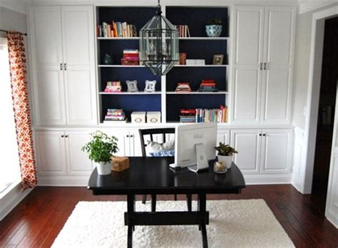 great office built ins home and decor